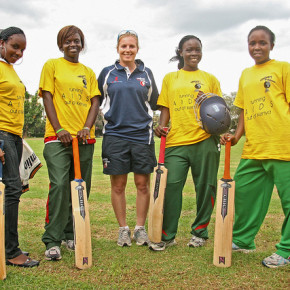 Holly Colvin Blog - Off one plane and onto another…this time Uganda bound