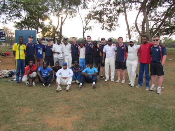 Team Photo - Respect and best wishes to RCA!