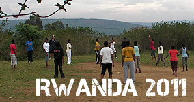 Rwanda 5th  20th March 2011