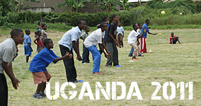 Uganda 26th Feb  13th March 2011