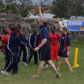 When 50 kids becomes 500 - a coaching session to remember at Nakuru Elite