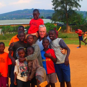 Day 1 - Arrival and Rwanda Orphans Project