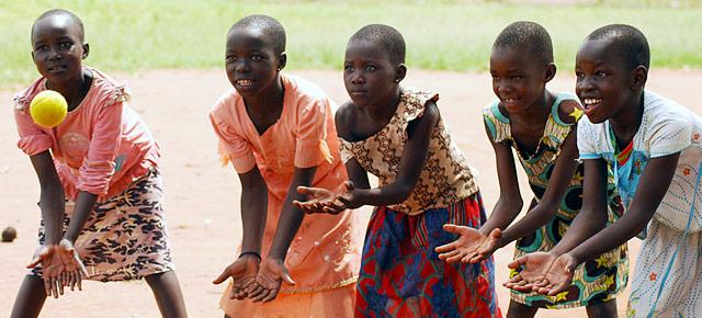 Uganda Autumn 2013